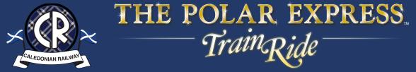 Caledonian Railway Christmas Polar Express Train Ride
