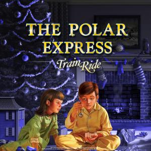 Caledonian Railway Polar Express Train Ride